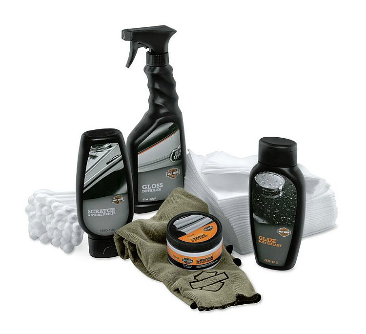 Harley-Davidson® Detail and Protect Kit