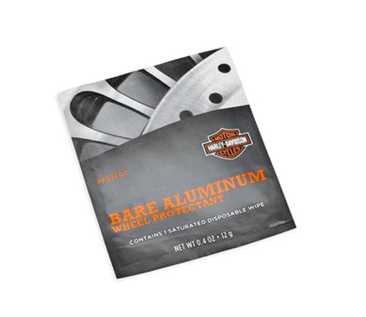 Harley-Davidson® Bare Aluminum Protectant - Individual Wipes