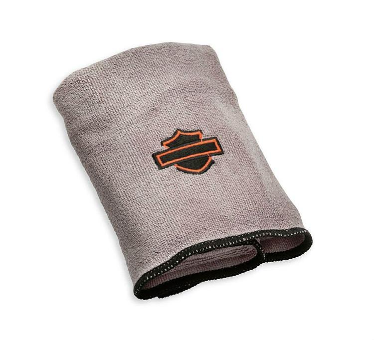 Harley-Davidson® Microfiber Detailing Cloth