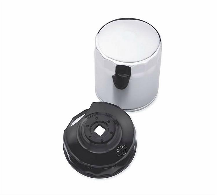 Harley-Davidson® End Cap Oil Filter Wrench - 94863-10