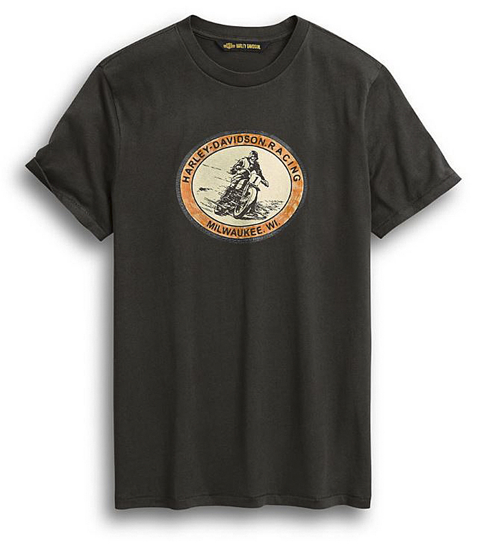 Harley-Davidson® Men's Racing Circle T-Shirt | Short Sleeves