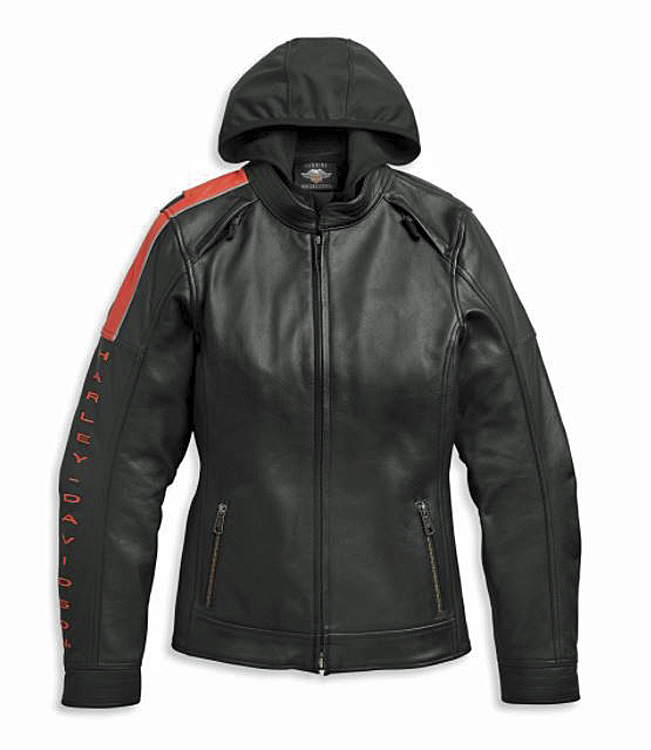 Harley-Davidson® Women's HWY 100 3-In-1 Riding Jacket