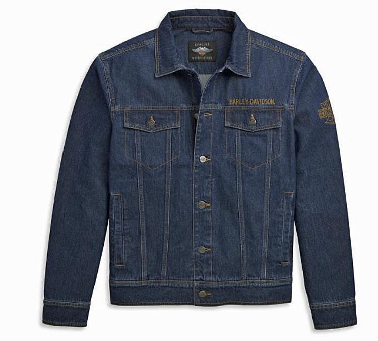 Harley-Davidson® Men's Denim Jacket