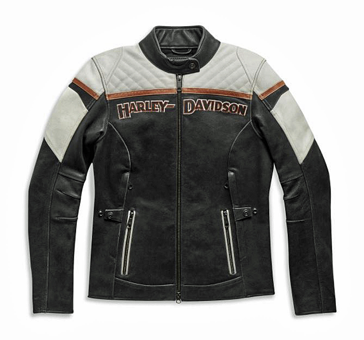 Harley-Davidson® Women's Miss Enthusiast II Riding Jacket | Triple Vent System™