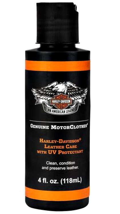 Harley-Davidson® Leather Care