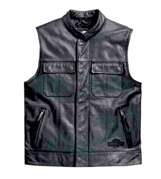 Harley-Davidson® Men's Foster Leather Vest