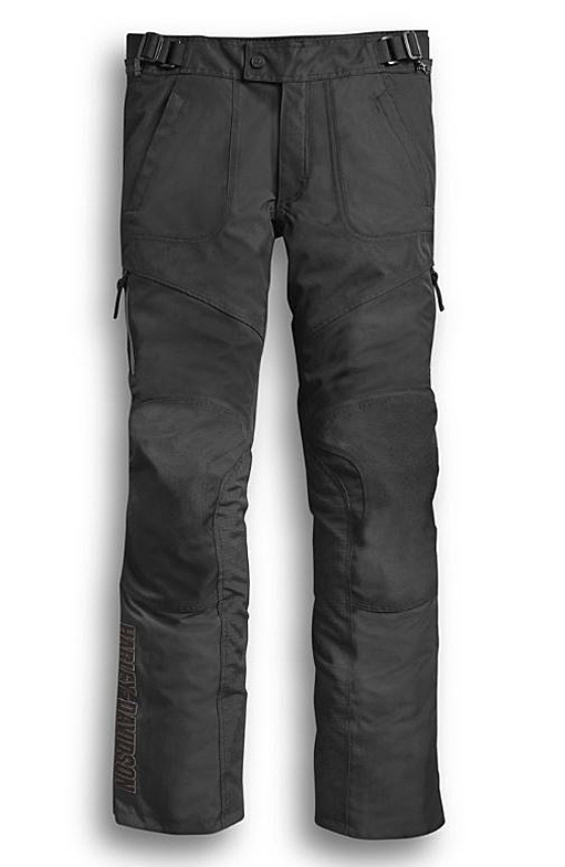 Harley-Davidson® Men's Vanocker Waterproof Canvas Overpants | Thigh Vents
