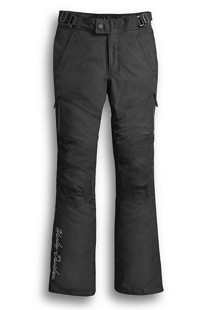 Harley-Davidson® Women's Vanocker Waterproof Canvas Overpants | Thigh Vents