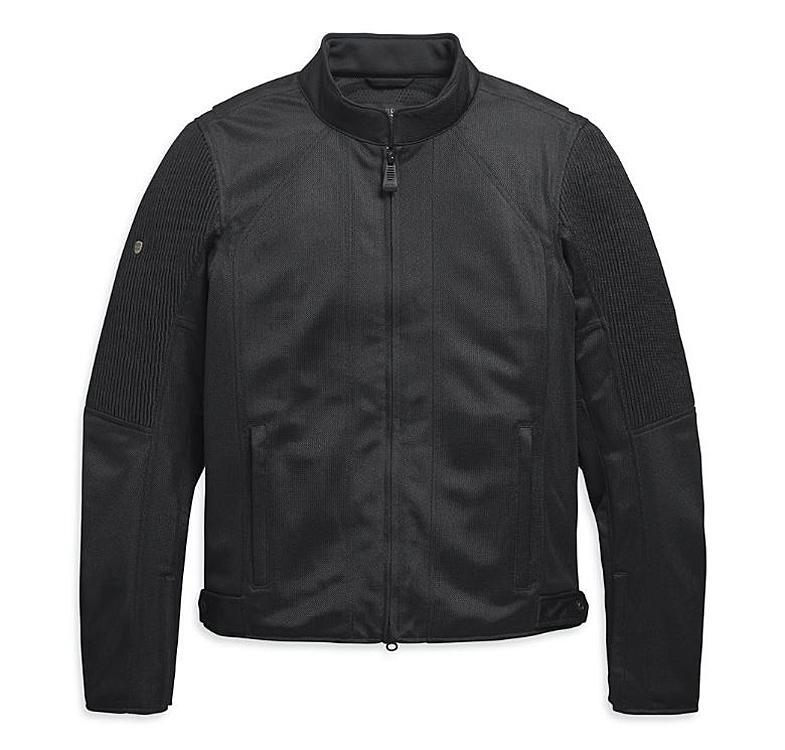 Harley-Davidson® Men's Ozello Mesh Riding Jacket | Slim Fit