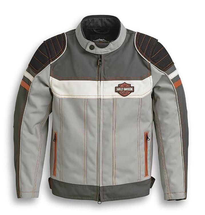Harley-Davidson® Kids' Colorblock Textile Riding Jacket