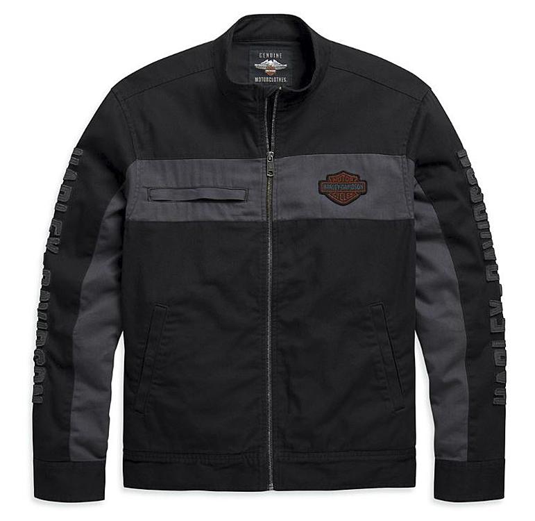 Harley-Davidson® Men's Copperback Casual Jacket