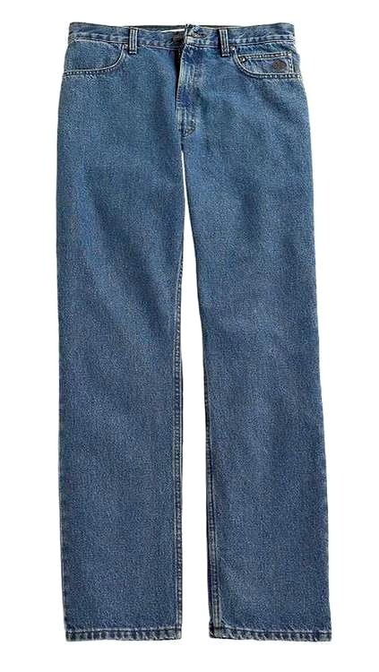 Harley-Davidson® Men's Original Traditional Fit Jeans Blue Denim