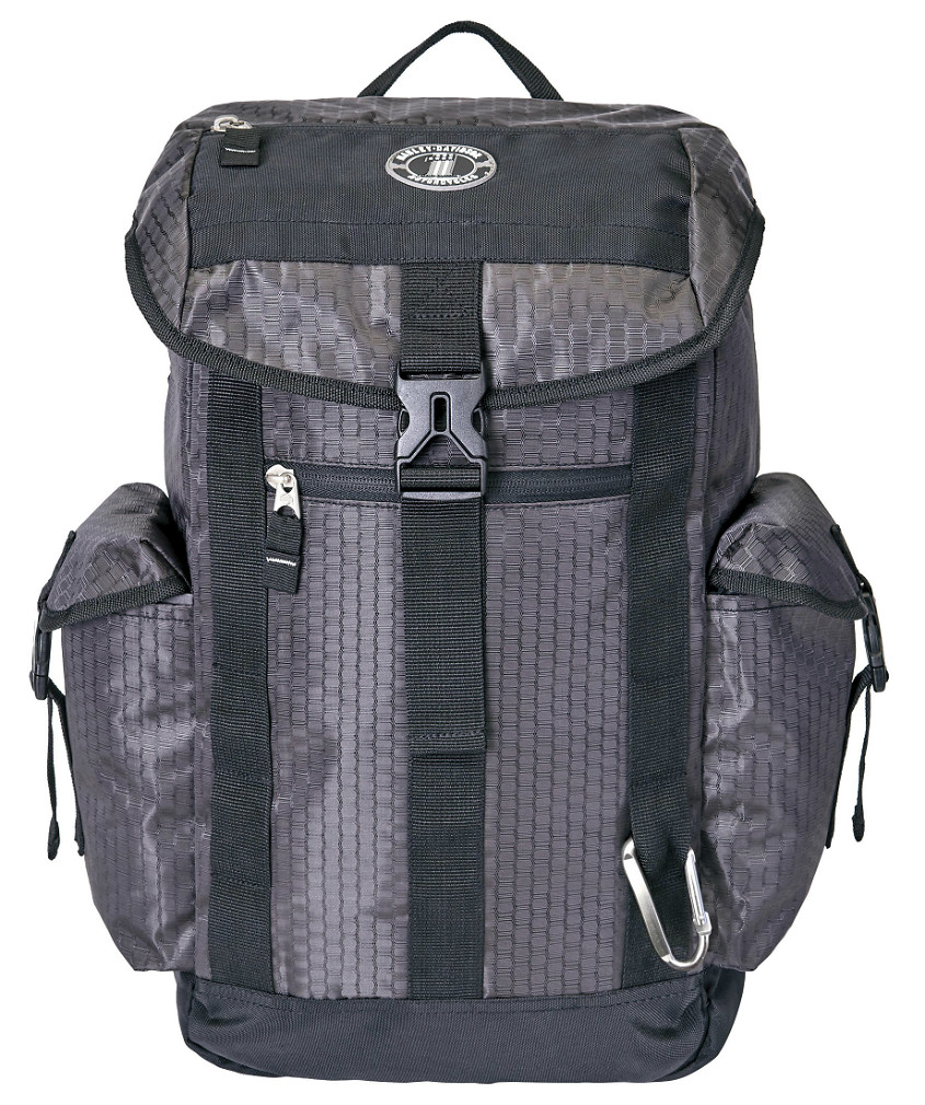 Harley-Davidson® Graphite Honeycomb Tech Backpack | Water-Resistant