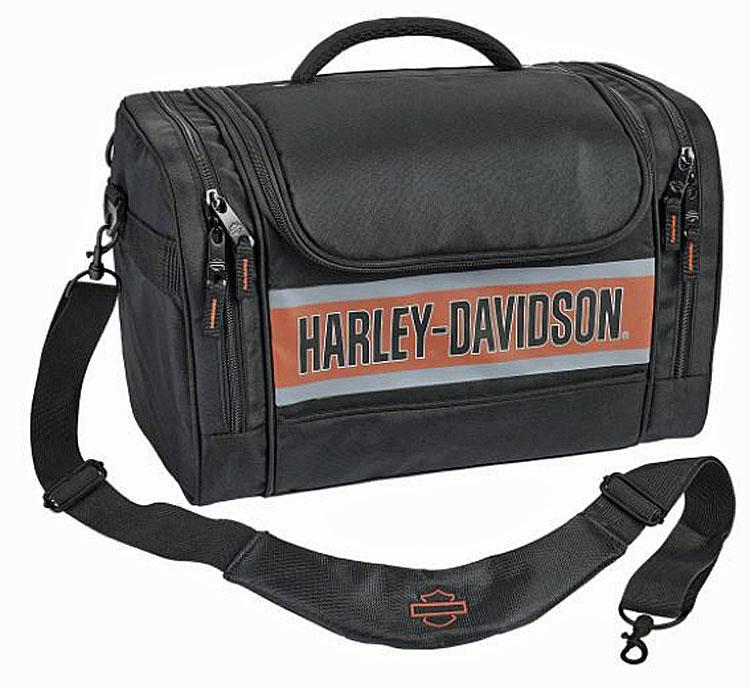 Harley-Davidson® TrailBlazer Hop Along Bag | Adjustable Shoulder Strap