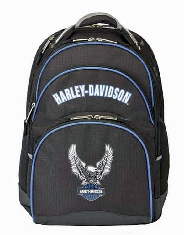 Harley-Davidson® Steel Cable Backpack | Steel Cable Reinforced Handle
