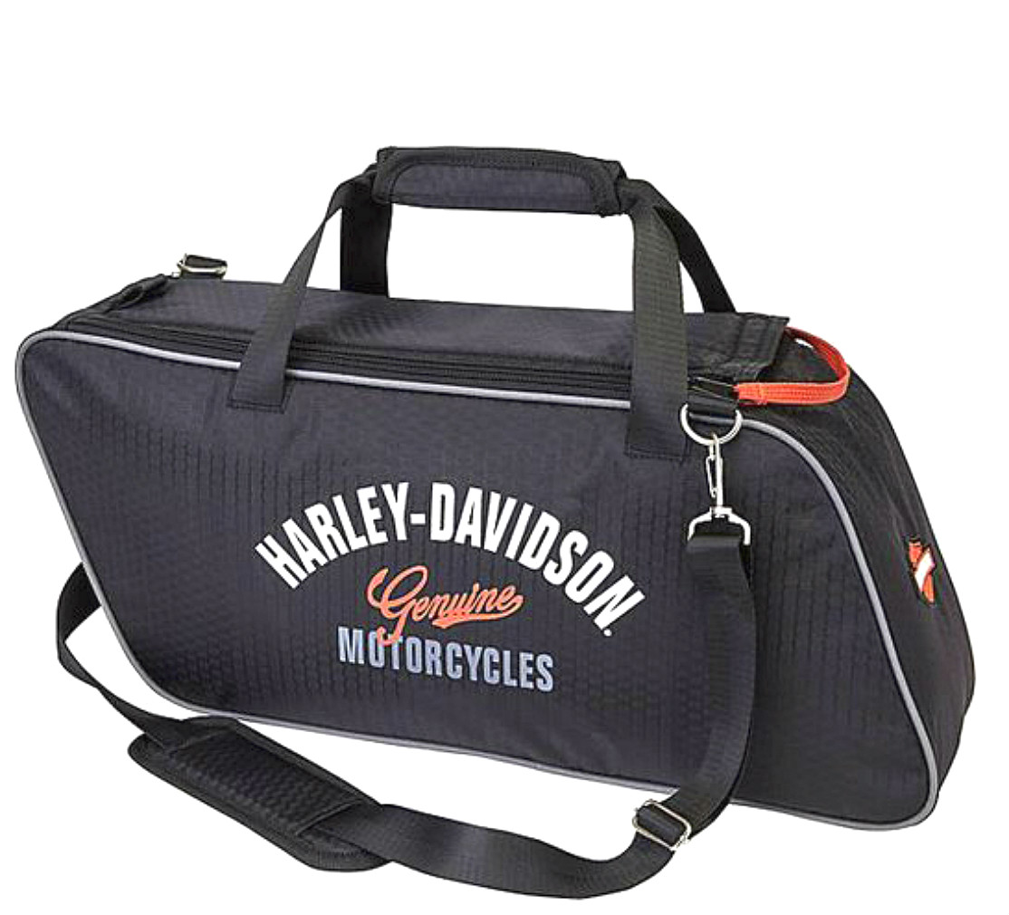 Harley-Davidson® Tail of the Dragon Tour Pack Duffel   Water Resistant