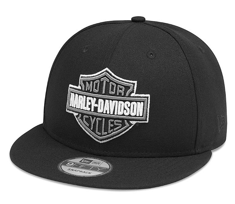 Harley-Davidson® Men's Tonal Logo 9FIFTY® Baseball Cap | One Size Fits Most