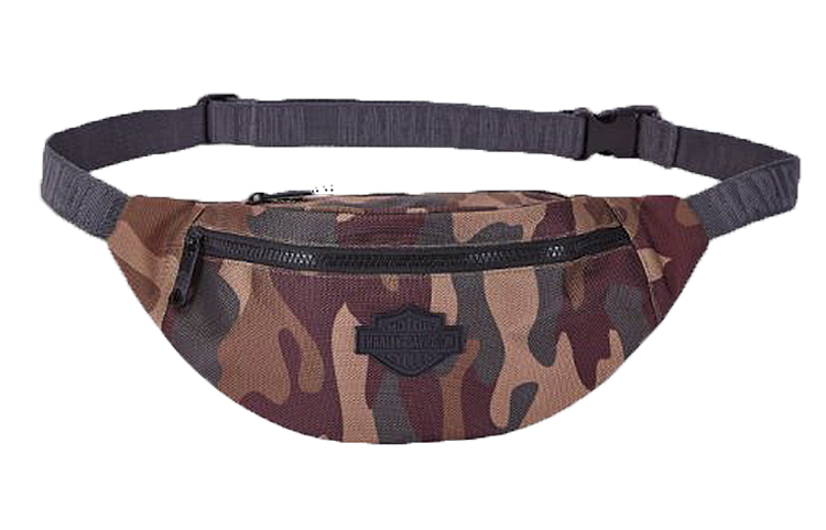 Harley-Davidson® Camo Belt Bag