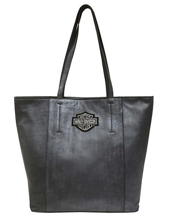 Harley-Davidson® Leather Travel Tote | Silverado