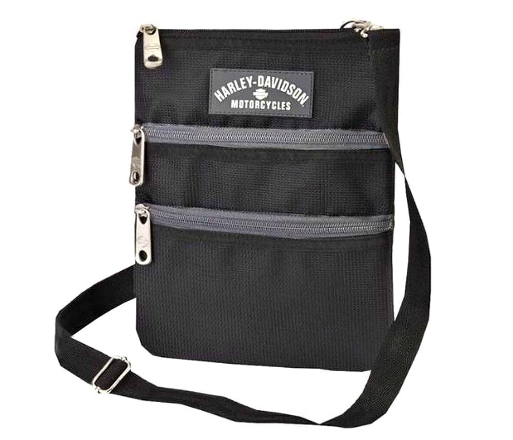 eef4f39f2d41 Harley-Davidson reg  Women s Black Crossbody Bag