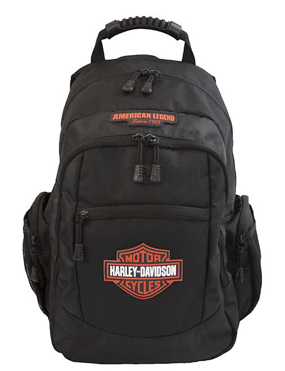 Harley-Davidson® 3-D Bar & Shield® Classic Backpack