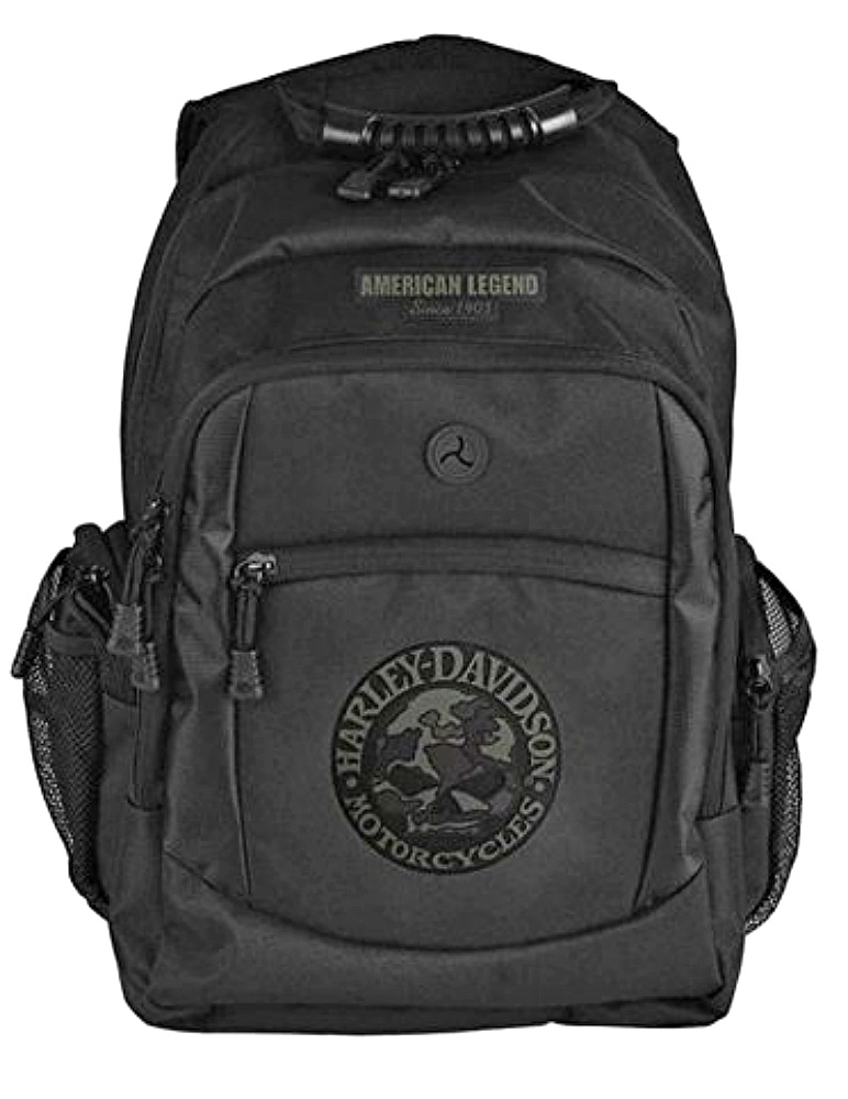 Harley-Davidson® 3-D Willie G® Skull Classic Camo Backpack