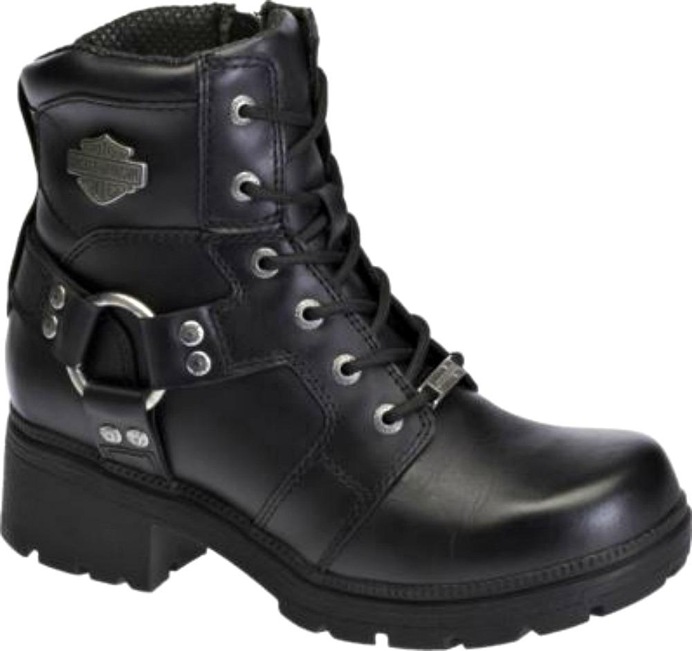 HARLEY-DAVIDSON® FOOTWEAR Women's Jocelyn Leather Lifestyle Boots
