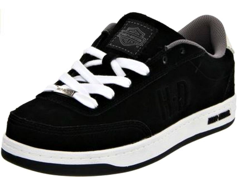 HARLEY-DAVIDSON® FOOTWEAR Men's Static Suede Steel Toe | Safety Work Shoes