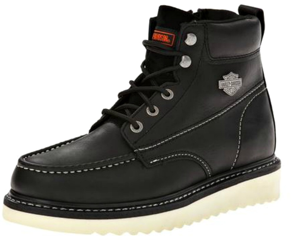 HARLEY-DAVIDSON® FOOTWEAR Men's  Beau Leather Lifestyle Shoes