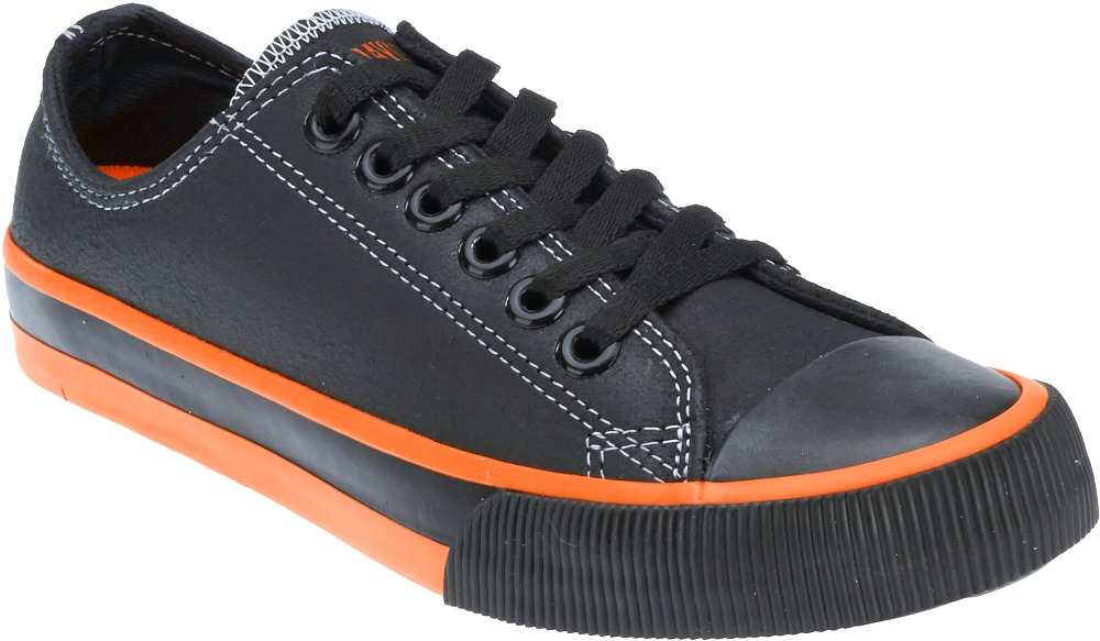 HARLEY-DAVIDSON® FOOTWEAR Men's Roarke Leather Lifestyle Shoes