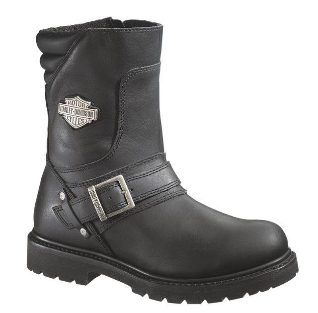 HARLEY-DAVIDSON® FOOTWEAR Men's Booker Motorcycle Riding Boots