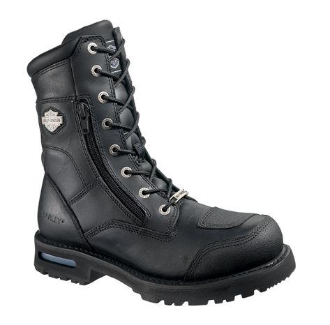 HARLEY-DAVIDSON® FOOTWEAR Men's Riddick Motorcycle Riding Boots