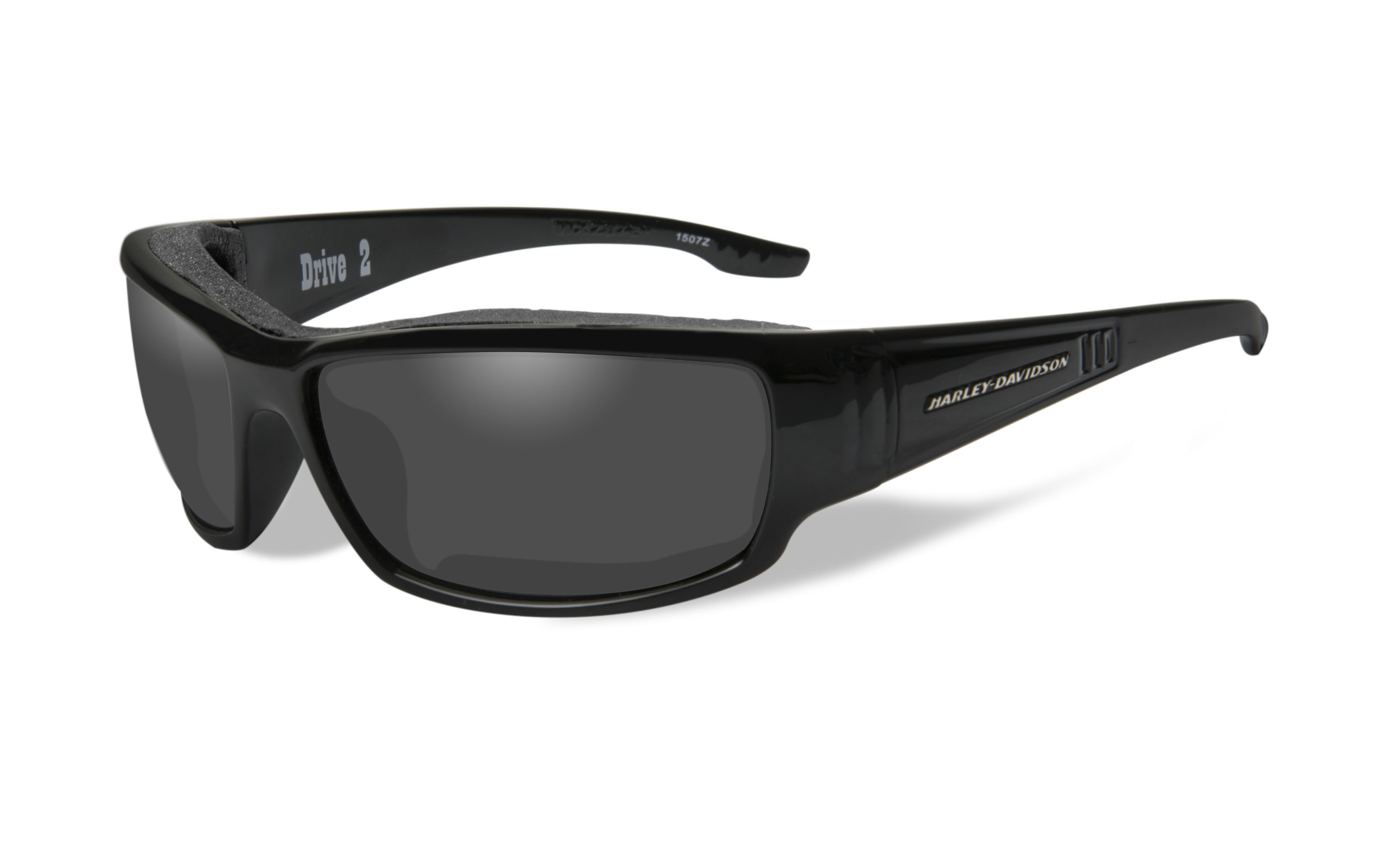 a78876ffc3d6 Harley-Davidson® Wiley-X® Drive 2 Riding Sunglasses | Grey Lenses
