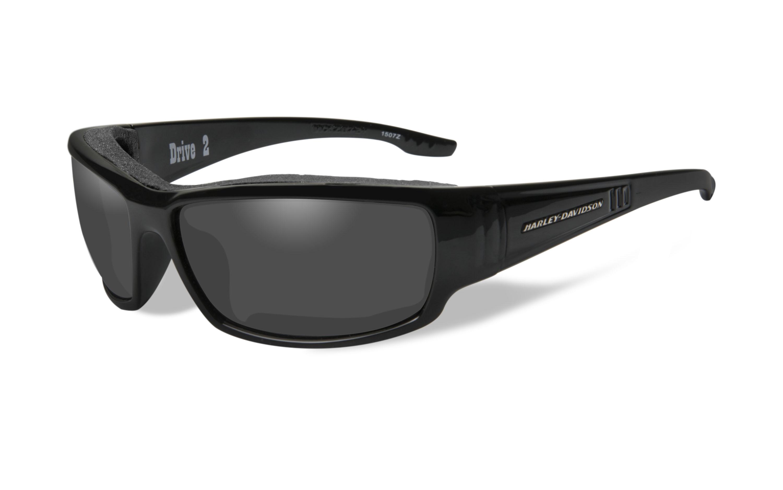a712c9148b4 Harley-Davidson® Wiley-X® Drive 2 Sunglasses with Grey Lens HADRI01