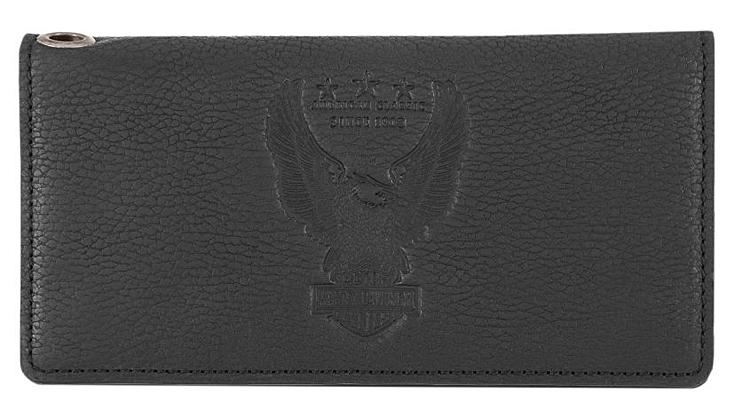 Harley-Davidson® Men's Liberty Eagle Trucker Wallet   RFID Protection   Gift Box