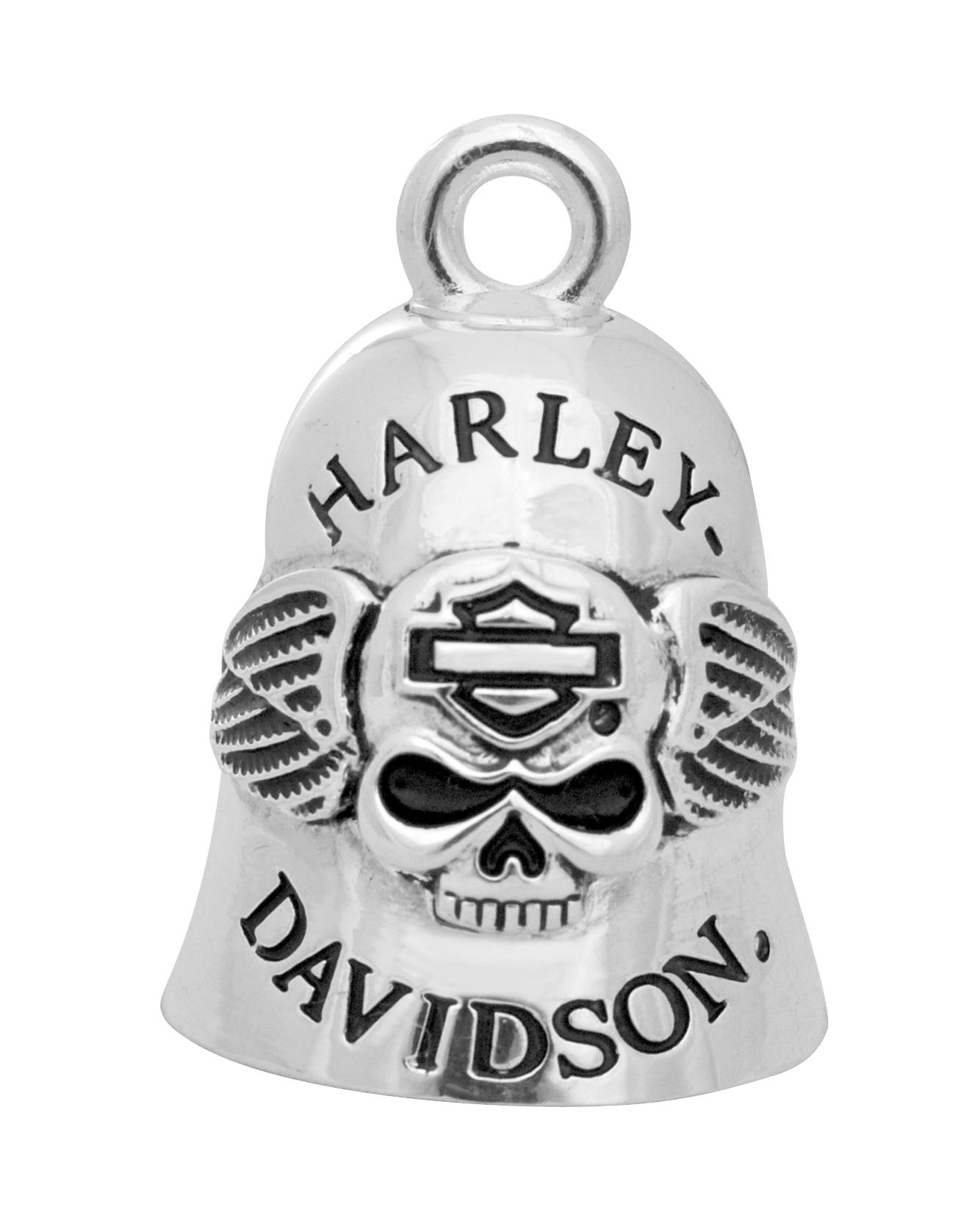 Harley-Davidson® Winged Skull Ride Bell