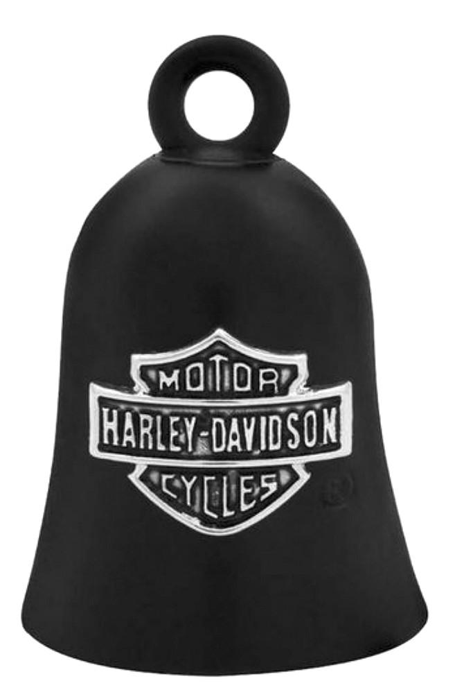 Harley-Davidson® Bar & Shield® Ride Bell   Matte Black