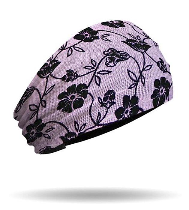 That's A Wrap!® Women's Floral Lace Knotty Band™ Head Wrap
