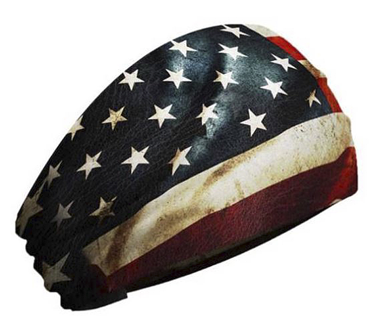 That's A Wrap!® Women's Old Glory Knotty Band™ Head Wrap