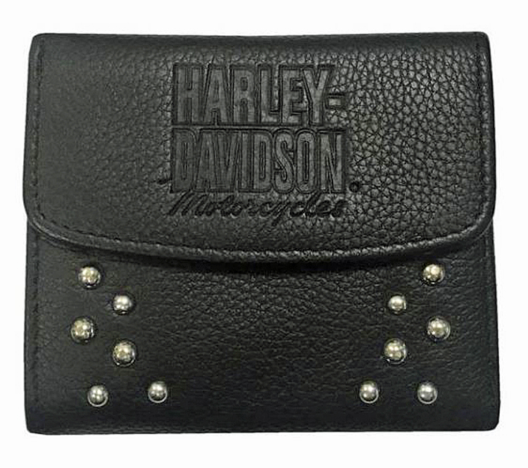 "Harley-Davidson® Women's 4"" Taxi Wallet 