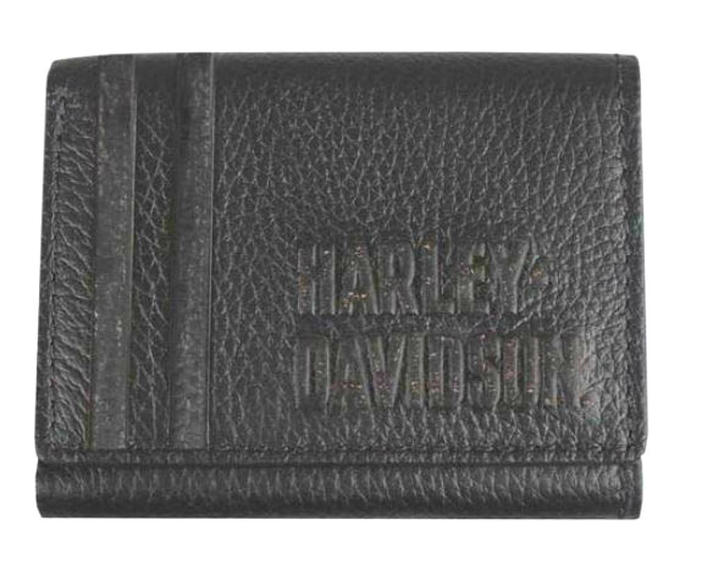 Harley-Davidson® Men's Punk 1903 Classic Tri-Fold Wallet