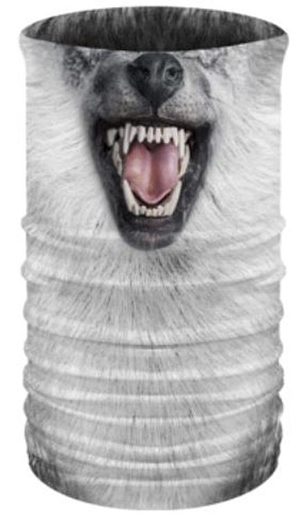 That's A Wrap!® Multi-Functional Tube Headwear | Lone Wolf