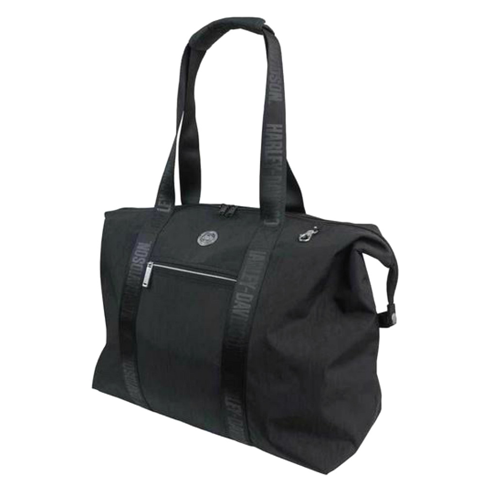 Harley-Davidson® Women's World Tour Collection Overnighter   Double Handles
