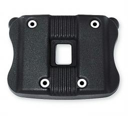 Harley-Davidson® Sportster® Rocker Box Cover | Wrinkle Black