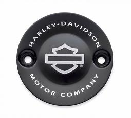 Harley-Davidson® Timer Cover | Milwaukee Eight | Gloss Black