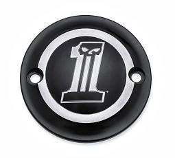 Harley-Davidson® Dark Custom™ Timer Cover
