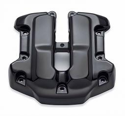 Harley-Davidson® Upper Rocker Box Cover | Milwaukee Eight Engine | Gloss Black