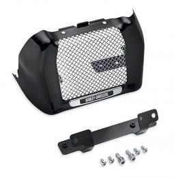 Harley-Davidson® Oil Cooler Cover | Gloss Black