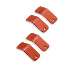 Harley-Davidson® Dominion™ Collection | Rocker Box Inserts | Brushed Orange