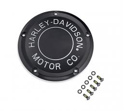 Harley-Davidson® H-D Motor Co. Black Collection | Derby Cover Kit